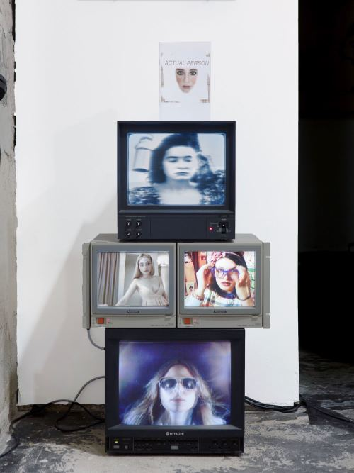 Vanity; PET (from top). Deanna Havas, Steve Hanft, Amalia Ulman, Lilas Tournoux, Jessie Stead
