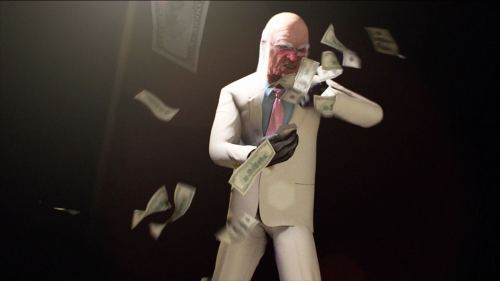 Takeshi Murata, Making It Rain, 2015. HD Video, mp4, 0:15 mins